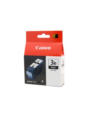 Canon CI3E Genuine Black Ink Tank - 500 pages