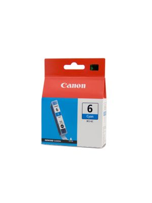 Canon BCI6C Genuine Cyan Ink Tank - 100 pages