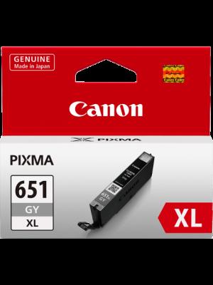 Canon CLI651XL Genuine Grey Ink Cartridge