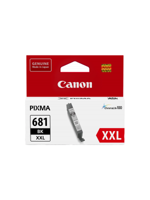 Canon CLI681XXL Genuine Black Ink Cartridge - 6360 pages