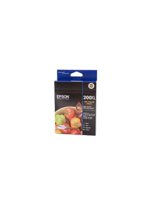 Epson 200 Genuine 4 High Yield Ink Value Pack
