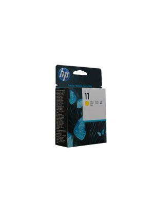 HP #11 Genuine Yellow Ink Cartridge C4838A - 1,830 pages