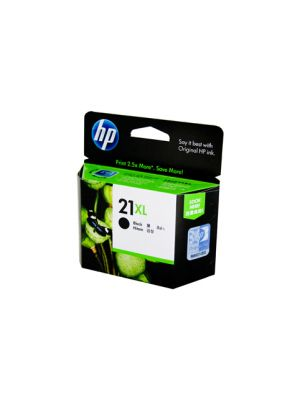 HP #21XL Blk Ink Cart C9351CA