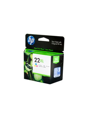 HP #22XL Clr Ink Cart C9352CA