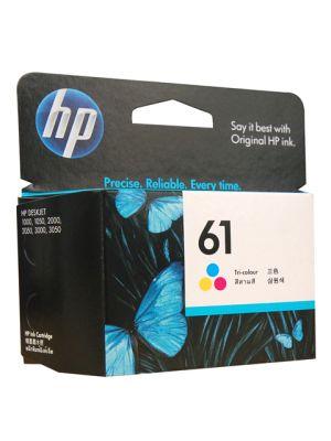 HP #61 Genuine Tri Colour Ink CH562WA - 165 pages