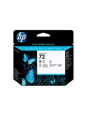 HP #72 Genuine Photo Black / Grey Printhead C9380A