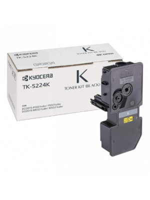 Kyocera TK5224 Black Toner - 1,200 pages