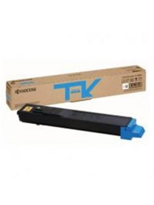Kyocera TK8119 Cyan Toner Cartridge - 6,000 pages