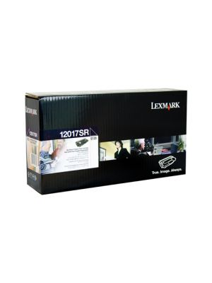 Lexmark 12017SR Prebate Toner - 2,000 pages