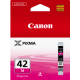 Canon CLI42 Genuine Magenta Ink Cartridge - 48 pages A3+