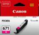 Canon CLI671 Genuine Magenta Ink Cartridge