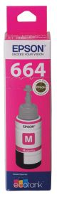 Epson T664 Genuine Magenta Eco Tank Ink Bottle