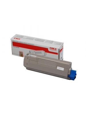 Oki B432/B512/MB492/MB562 Genuine Extra High Yield Black Toner Cartridge 12,000 pages (45807112)