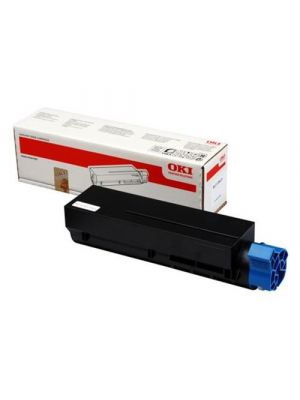 Oki B432/B512/MB472/MB492/MB562/B412 Genuine High Yield Black Toner Cartridge 7,000 pages (45807107)