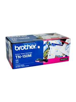 Brother TN150 Genuine Magenta Toner Cartridge - 1,500 pages