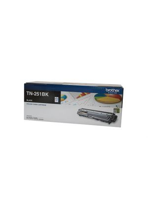 Brother TN251 Genuine Black Toner Cartridge - 2,500 pages