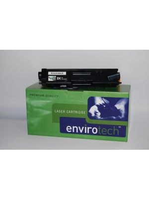 Eco-Friendly Envirotech, Brother TN346 Black Cartridge (Australian Made)