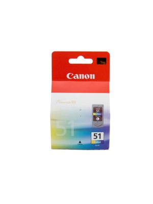 Canon CL51 Genuine Fine Colour High Yield  Cartridge - 545 pages