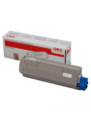 Oki  C911/C931/C941 Genuine Cyan High Yield Toner Cartridge 38,000 pages (45536519)