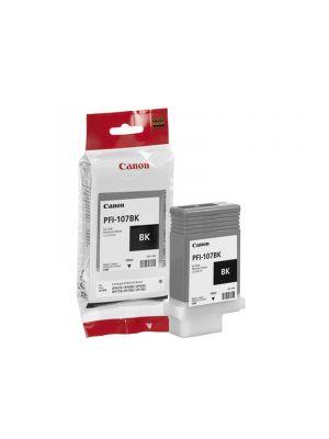 Canon PFI107 Genuine Black Ink