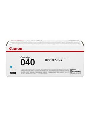 Canon CART040 Genuine Cyan Toner Cartridge - 5,400 pages