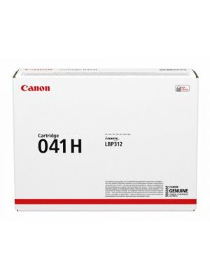Canon CART041 Genuine High Yield Black Toner Cartridge - 20,000 pages