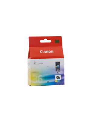 Canon CLI36C Genuine Four Colour Ink Tank - 109 pages
