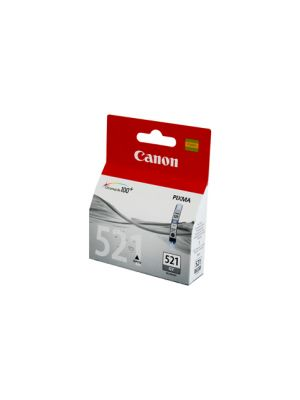 Canon CLI521 Genuine Grey Ink Cartridge - 1,370 pages