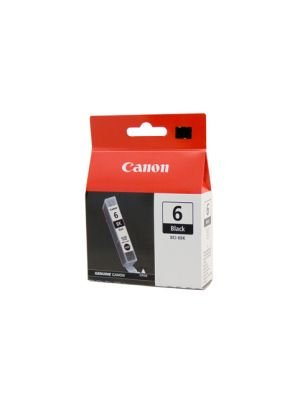 Canon BCI6B Genuine Black Ink Tank - 280 pages