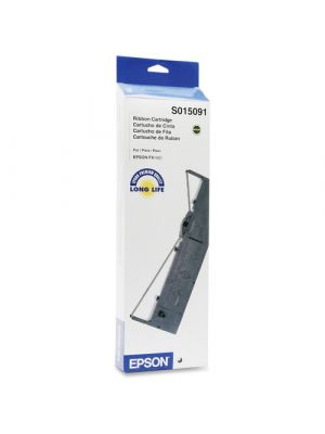 Epson S015091 Genuine Ribbon Cartridge