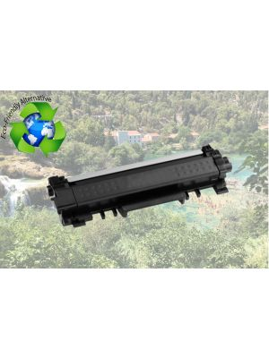 Eco-Friendly Envirotech, Brother TN2025 Remanufactured Black Cartridge - 2,500 pages (Australian Made)