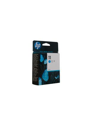 HP #11 Genuine Cyan Ink Cartridge C4836A - 1,830 pages