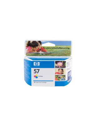 HP #57 Genuine Colour Ink Cartridge C6657AA - 400 pages