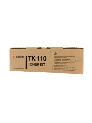 Kyocera TK110 Toner Kit - Prints up to 6,000 pages