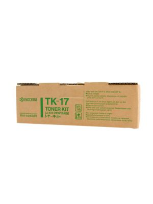 Kyocera TK17 Toner Kit - Prints up to 6,000 pages