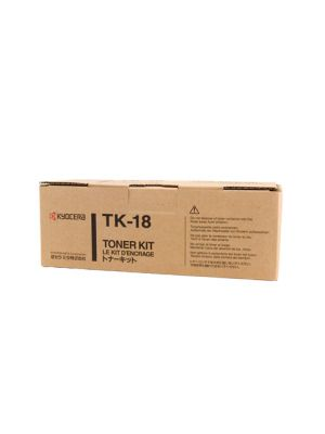 Kyocera TK18 Toner Kit - Prints up to 7,200 pages