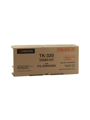 Kyocera TK320 Toner Kit - Prints up to 15,000 pages