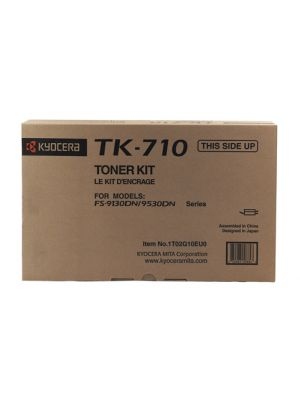 Kyocera TK710 Toner Kit - 40,000 pages