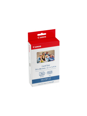 Canon KC36IP Ink & Paper Pk - 36 sheets