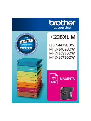 Brother LC235XL Mag Ink Cart