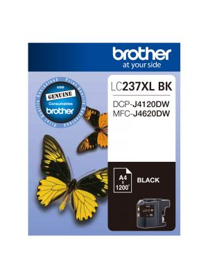 Brother LC237XL Black Ink Cart