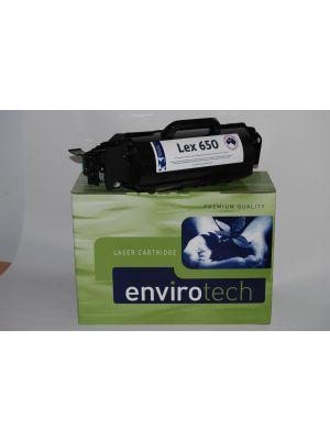Envirotech, Lexmark T650H11P Remanufactured Cartridge -