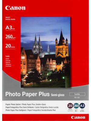 Canon A3 Semi Gloss Photopaper