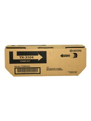 Kyocera TK3104 Toner Kit - Prints up to 12,500 pages