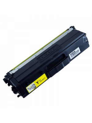 Brother TN441 Genuine Yellow Toner Cartridge - 1,800 pages