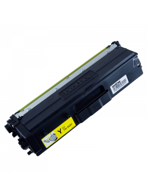Brother TN443 Genuine Yellow Toner Cartridge - 4,000 pages