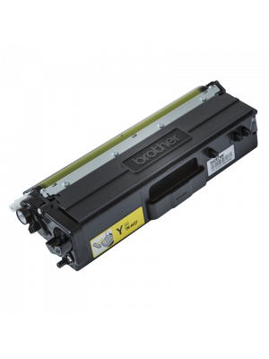 Brother TN446 Genuine Yellow Toner Cartridge - 6,500 pages
