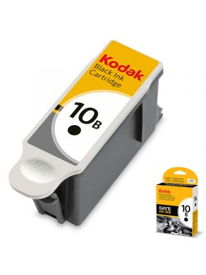Kodak #10B Genuine Black Ink Cartridge - 425 pages