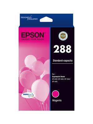 Epson 288 Genuine Magenta Ink Cartridge