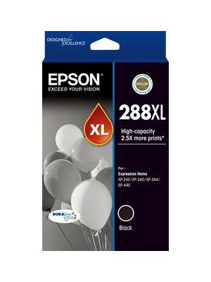 Epson 288 Genuine High Yield Black Ink Cartridge